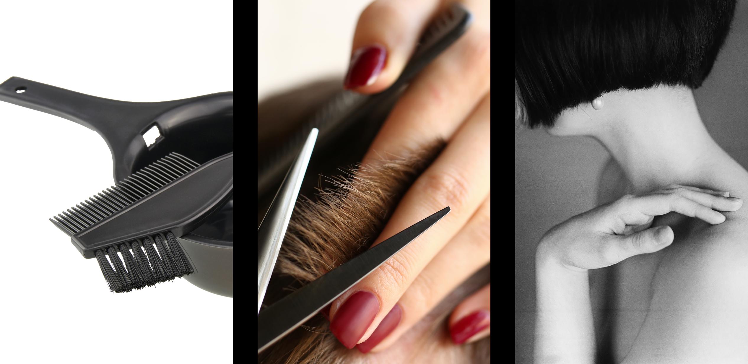 hair salon services pictures